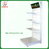 CE Proved Metal Single Sided Gondola Shelf (JT-A05)