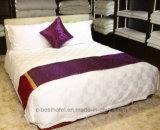 Hotel Linen Suppliers Luxury Comfortable Sofa100% Cotton 400tc 60s / 80s Plain / Jacquard /