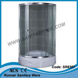 Sliding Simple Shower Room & Shower Enclosure (SR8307)