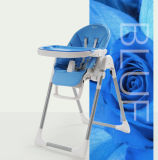 En14988 Removable Double Tray Steel and Plastic Baby High Chair En71 Approved P1