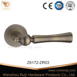 Zinc Alloy Modern Interior Door Latch Lock Lever Handle (Z6172-ZR03)