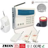 PSTN Burglar Security Wireless Intruder Home Alarm