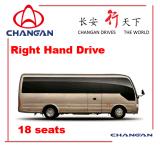 Diesel / Petrol Engine 10-20 Seats Changan Brand Passenger Bus (6608BF)