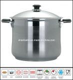 Stainless Steel Deep Soup Pot Cookware
