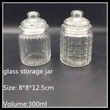 300ml Set of Glass Storage Bell Jar