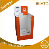 Environment Friendly Carboard Floor Dump Bin Display Packaging Boxes Display