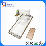 Simple Transparent Cell Phone Plastic Cover Case