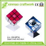 5.4cm Puzzle Cube with Base for Promo