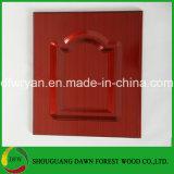 PVC Film Kitchen Cabinet Door