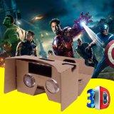 3D Google Cardboard Virtual Reality Glasses Headset Cheap Price