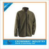 Fleece Tracksuit Jacket for Men Made of Micro Fleece Fabric