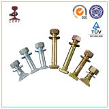 ISO Certificated T Head Bolt for Rail Use