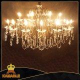 Hotel Project Crystal Chandelier Custom Lights (KA-08-005)