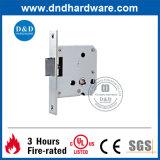 Square Head Forend Stainless Steel Door Handle Lock