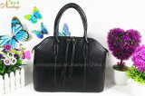 Wholesale Elegant Black PU Hand Bag for Ladies