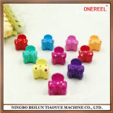Hot Selling Plastic Decorative Hair Claw Clip for Sale