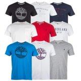 Wholesale Custom T/Shirt, White T-Shirts for Men (A015)