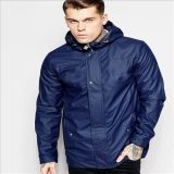 2016 Men′s Light Weight Waterproof Outdoor Windbreaker Jacket with Hood