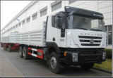 Iveco Genlyon Cargo Truck with One 3 Axle Full Trailer