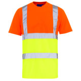 Reflective Safety T-Shirt with En20471 (C2415)