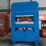PLC Control Plate Vulcanizing Press, Rubber Vulcanizing Press with Ce/ISO