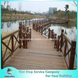 Bamboo Decking Outdoor Strand Woven Heavy Bamboo Flooring Villa Room 50