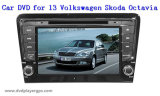Special Car DVD Player for 13 Volkswagen Skoda Octavia