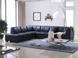Genuine Leather Recliner Sofa (895)