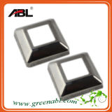 Stainless Steel Railing Square Base Cover (CC97-S)