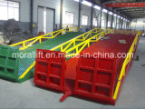 10 Ton Container Unloading Ramp for Forklift