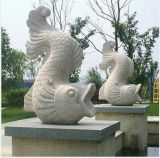Natural Granite Stone Animal Sculpture for Garden