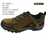 No. 50080 Men′s Hiking Stock Shoes Two Colors