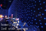 Stage Backdrop Curtain LED Star Curtain with Good Lighting Effect