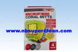 2015 Hot Sale Good Quality Microfiber Car Wash Mitt (CN1563)