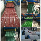 Coated Roofing Steel Sheets Zinc Corrugated (STW600-1025)