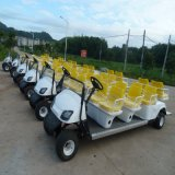 High Quality 8 Seat Electrical Food Cars with Factory
