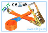 Sln03 Ratchet Strap with Hooks Ce GS