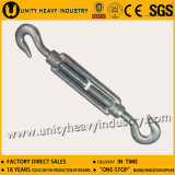 DIN 1480 Malleable Cast Iron Steel Turnbuckle