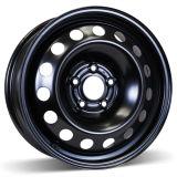 16X6.5 (5-110) Steel Winter Wheel Black