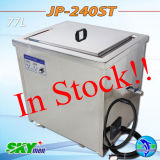 Ultrasonic Cleaner Soak Tank Heated Stainless Steel DIP Tank Oven Cleaning DIP Tank Jp-240st