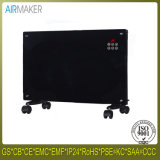 Luxry Concave Portable Wall Glass Panel Convector Heater