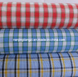 Cotton Yarn Dyed Silky Handfeel Fabric (LZ5819)