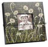 Wooden Photo Frame with Silk-Screen (620528)