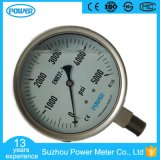 125mm All Stainless Steel Wika Type Pressure Gauge