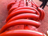 Dn125 Wear Resisting Elbow Concrete Pump Parts/Pipe Bend