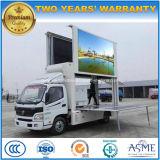 4t Foton Ouma 6 Wheels LED Advertising Mobile Vehicle