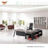 Fashion Design Office Furniture Melamine Office Desk Office Table with L Shape Return (H70-0169)