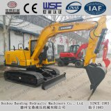 Baoding Small Excavator with Big Bucket 0.2-0.7m3 for Sale