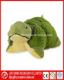 Factory Wholesale Green Stuffed Turtle Pillow Toy
