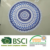 Microfiber Custom Printed Round Beach Towel